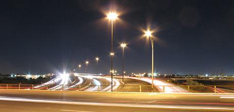 Chất lượng ánh sáng tốt là một ưu điểm vượt trội của loại đèn đường này.