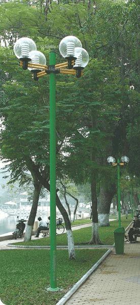 Cột đèn Arlequin tại công viên