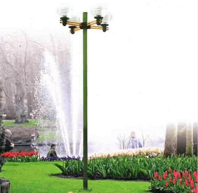 Cột đèn sân vườn Arlequin CH11 - 4 bóng