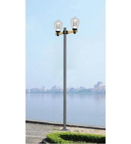 Cột đèn trang trí sân vườn Arlequin được sử dụng với nhiều ứng dụng khác nhau