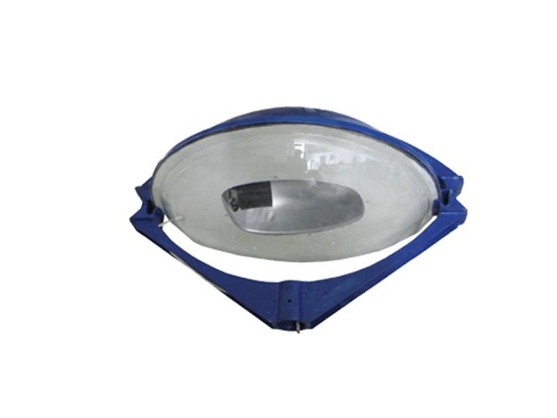 Đèn con mắt thường được lắp đặt cùng với cột Arlequin