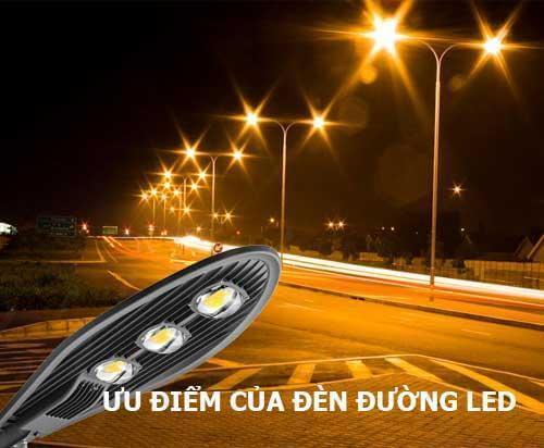 Đèn đường Led 50w – PNL 11 có khả năng chiếu sáng hoàn hảo