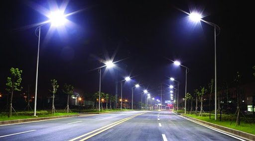 Đèn đường led 150w - PNL09 sản phẩm không thể thiếu trên đường phố hiện nay