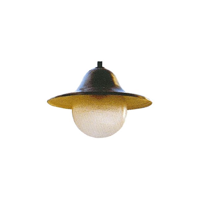 Đèn mai chiếu thủy phù hợp với cột đèn chiếu sáng sân vườn Banian DC 07