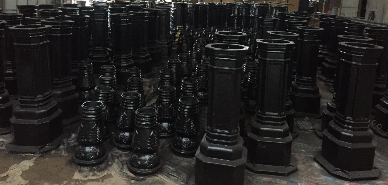 Phan Nguyễn đơn vị sản xuất cột sân vườn đẹp - chất lượng - giá tốt