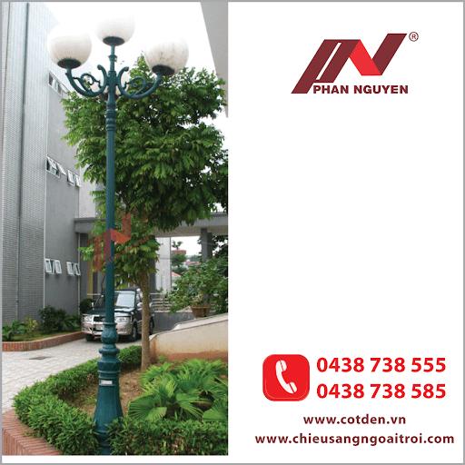 DC06 lắp đặt đèn chùm CH02 - 3 bóng mang vẻ đẹp mới cho mọi công trình