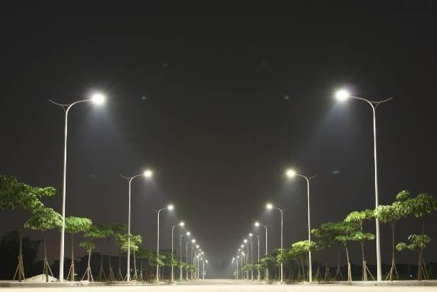 Đèn đường Led 200W - PNL15 có độ bền cao, chất lượng vượt trội, chiếu sáng toàn diện
