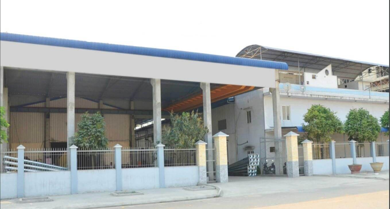 Hệ thống nhà máy nhà xưởng hiện đại của công ty Phan Nguyễn