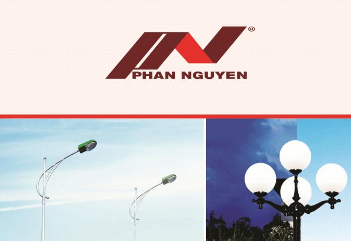 Phan Nguyễn địa chỉ cung cấp đèn đường chất lượng