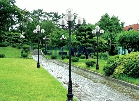 Cách lắp đặt hệ thống sân vườn chuẩn