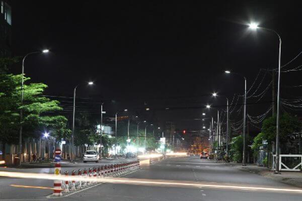Phan Nguyễn cung cấp Đèn đường Led tại An Giang