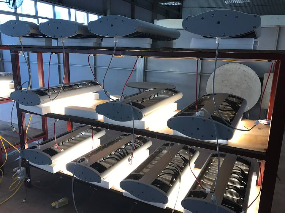 Xưởng sản xuất đèn led cao áp tại Phan Nguyễn