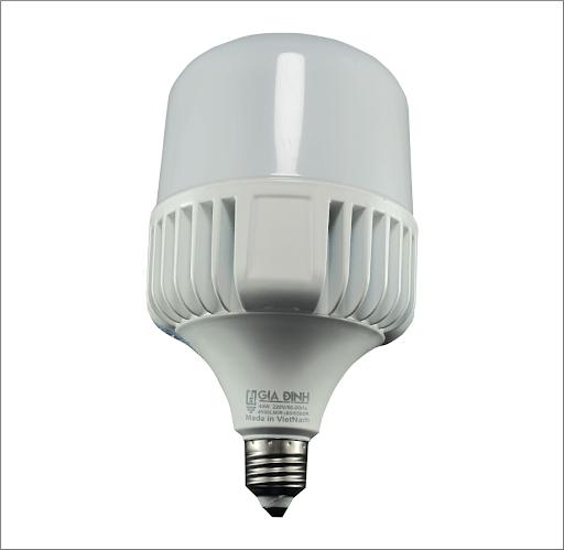 Đèn LED ánh sáng vàng có độ bền cao và tuổi thọ sử dụng lâu dài