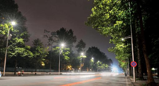 Đèn đường LED Philips mang đến nhiều lợi ích cho việc chiếu sáng