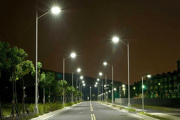Đèn đường Led công suất 80W có tính ứng dụng cao