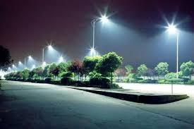Đèn đường led có độ bền cao và chịu được thời tiết khắc nghiệt tại Việt Nam