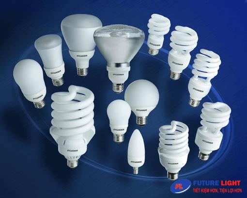 Đèn huỳnh quang compact đem lại hiệu suất chiếu sáng cao