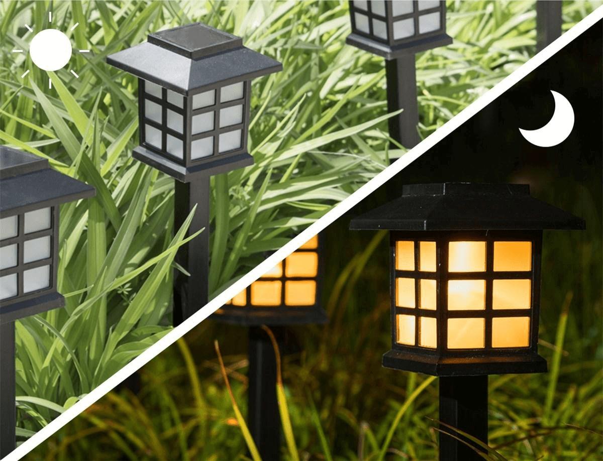 Mua đèn sân vườn Lazada cần lưu ý gì ?