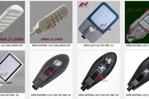 Cách mua đèn đường Led chất lượng - giá tốt