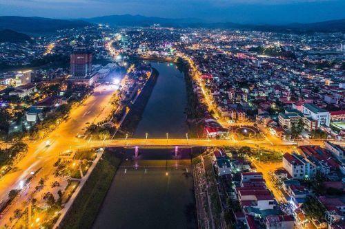 Đèn đường led số 1 của Phan Nguyễn tại Lạng Sơn