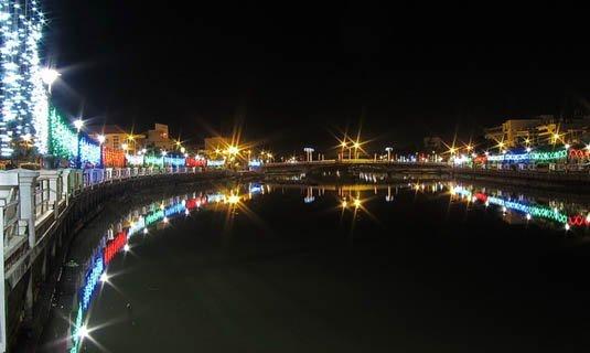 Đèn đường led tại Long An dần thay thế các loại đèn truyền thống