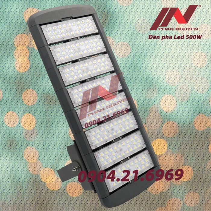 đèn pha led công suất 500W