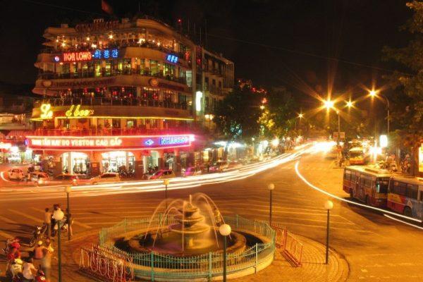 Đèn đường led tại Hà Nội