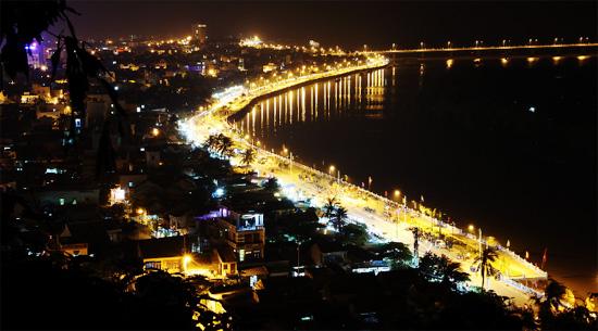 Đèn đường led tại Phú Yên