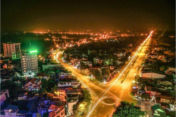 Đèn đường led tại Tuyên Quang