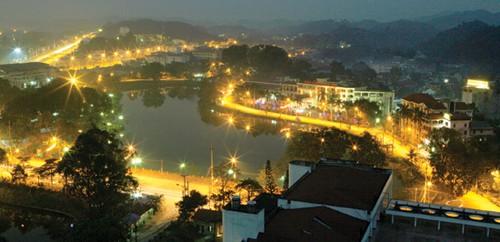 Đèn đường led tại Yên Bái