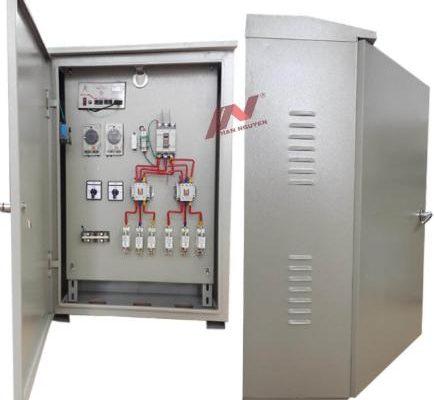 Quy trình thiết kế và lắp đặt tủ điện chuẩn