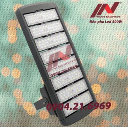 Đèn pha led chiếu rộng PN06