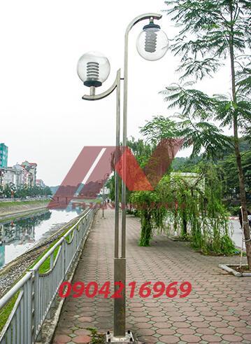 Trụ đèn sân vườn 10S