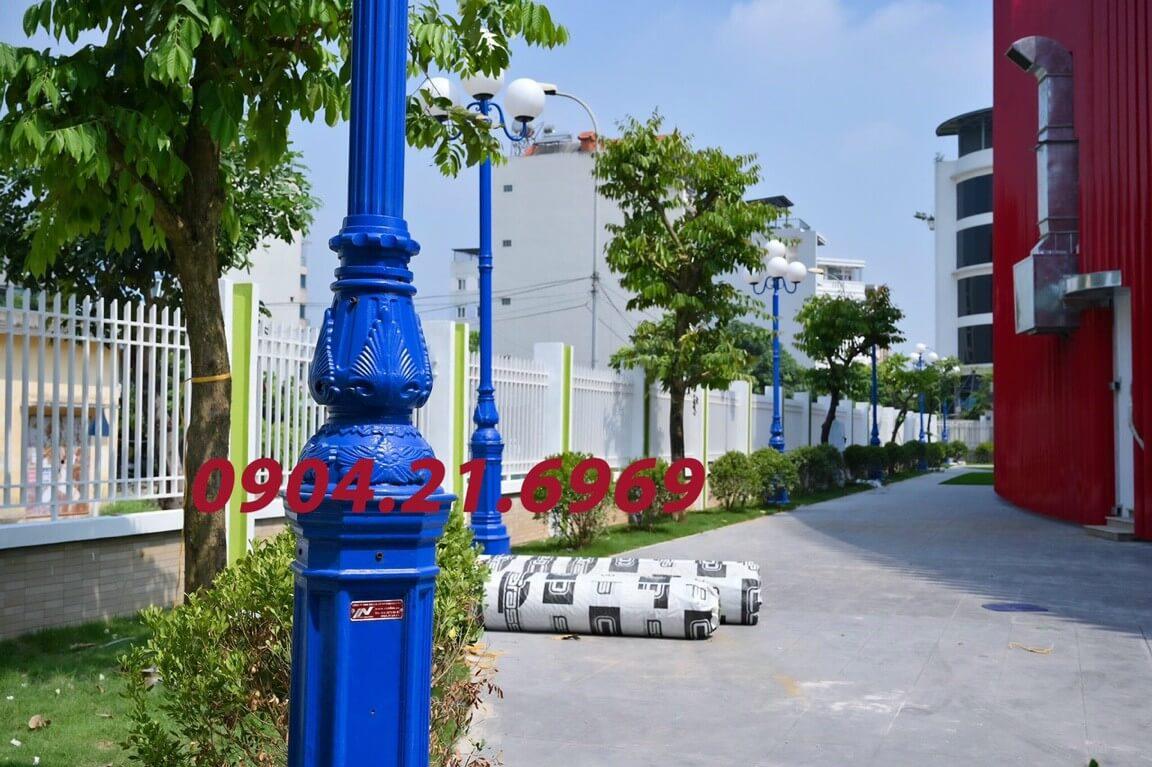 Lựa chọn cột đèn sân vườn như thế nào phù hợp với công trình