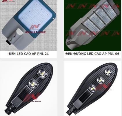 Top 5 mẫu đèn đường led năm 2021 được yêu thích lựa chọn