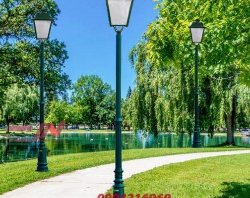 Nên hay không lên mua cột đèn sân vườn giá rẻ