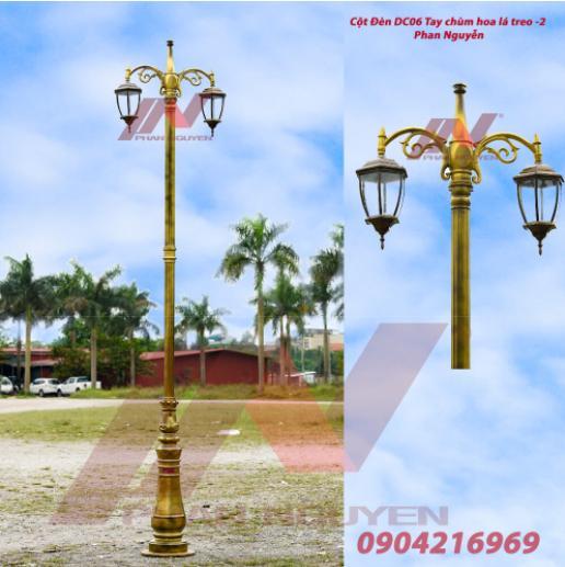 Tiêu chí đánh giá cột đèn sân vườn chất lượng