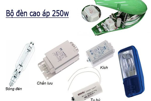 Tiêu chí đánh giá đèn cao áp chất lượng